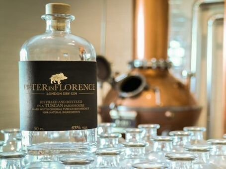 Peter In Florence Gin Meet The Maker Interview The Gin