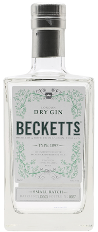 Beckett's Gin Review