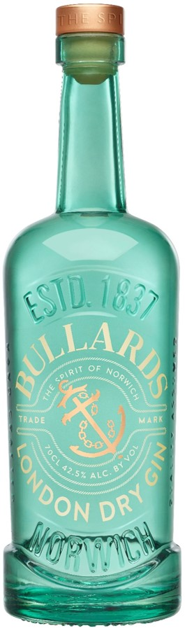 Bullards Strawberry & Black Pepper Gin Review