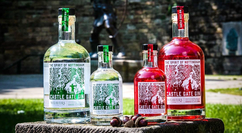 Castle Gate Gins