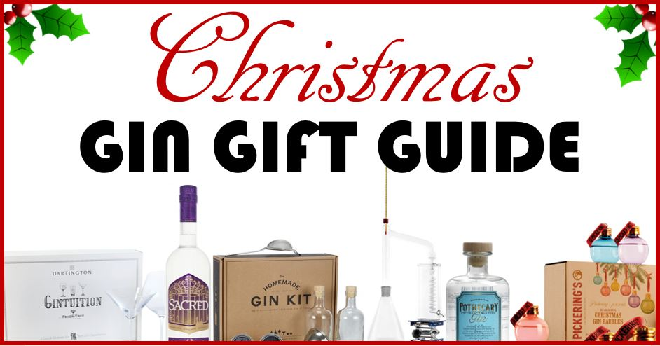 Christmas Gin Gift Guide