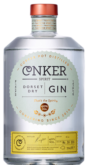 Conker Gin Review