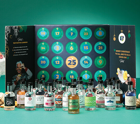 Craft Gin Club Advent Calendar
