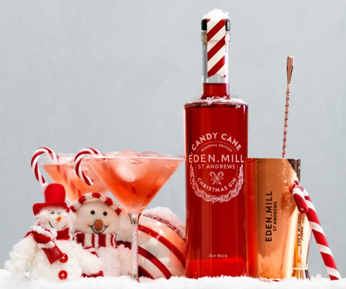 Eden Mill Candy Cane Gin