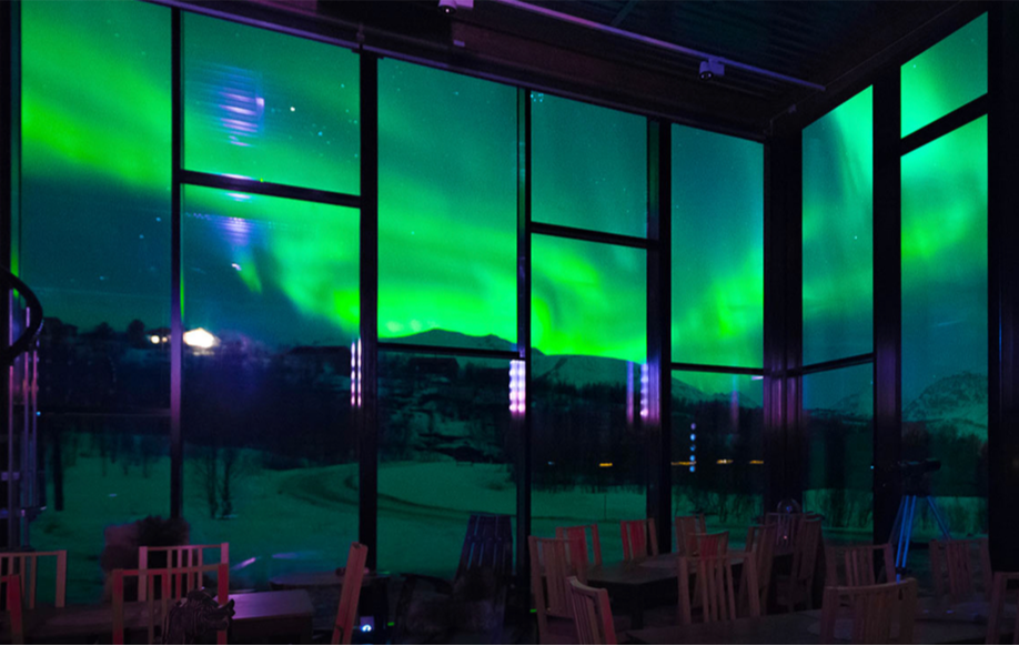 Aurora Spirits Distillery, Norway