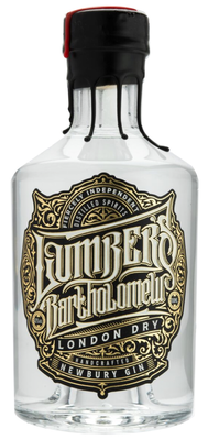 Lumber's Bartholomew London Dry Gin Review