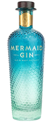 Mermaid Gin with Cucumber