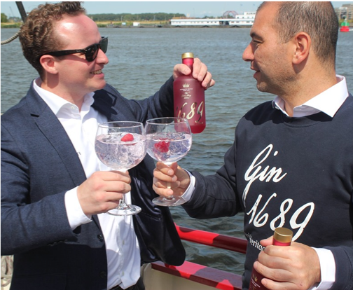 Gin 1689 - Interview with Alexander Janssens