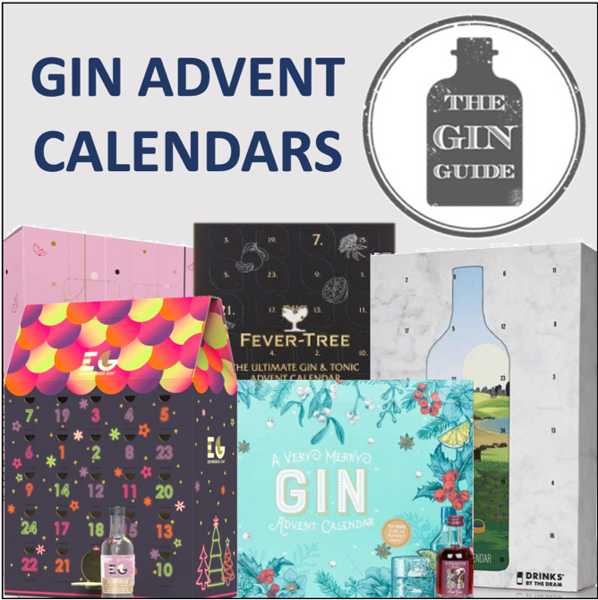 Gin Advent Calendars