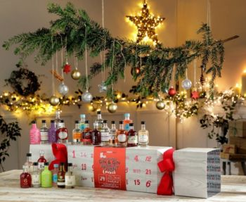 Giant Cracker Gin Advent Calendar