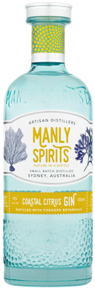 Manly Spirits Coastal Citrus Gin Review