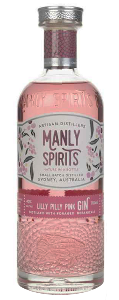Manly Spirits Lilly Pilly Pink Gin Review