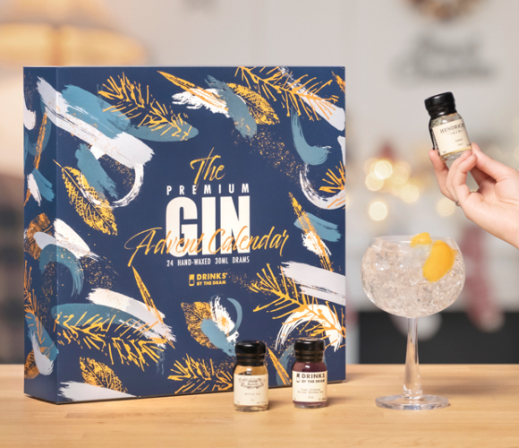 Drinks by the Dram Gin Advent Calendar