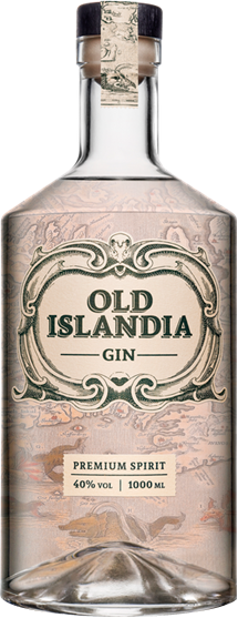 Old Islandia Gin Review