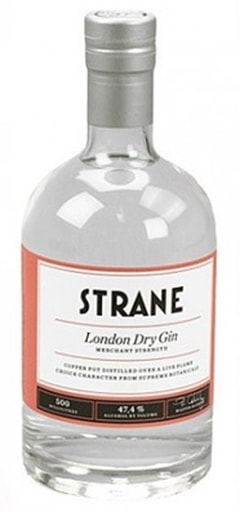 Strane Merchant Strength Gin