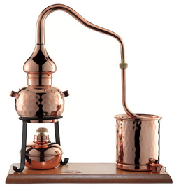 CopperGarden Copper Gin Still