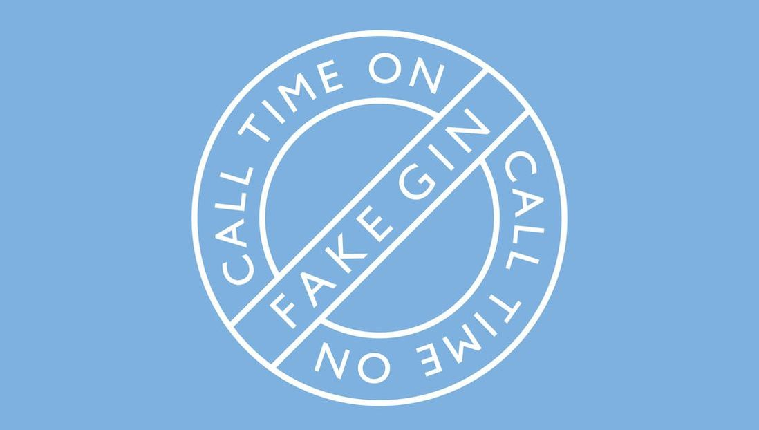 Call Time on Fake Gin