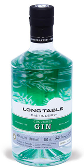 Long Table Cucumber Gin