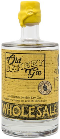 Old Bakery Black Pepper Gin Review