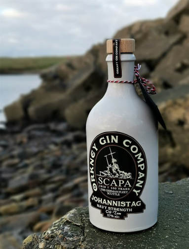 Orkney Gin Company Scapa
