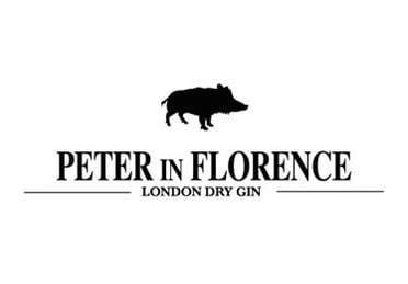 Peter in Florence Gin Logo