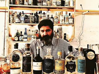 Simon Higgs - Forest Hill Gin Club