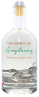 The Spirit of Anglesey Gin