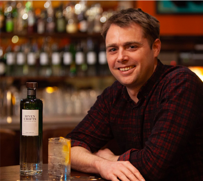 Seven Crofts Gin - Ben Thompson