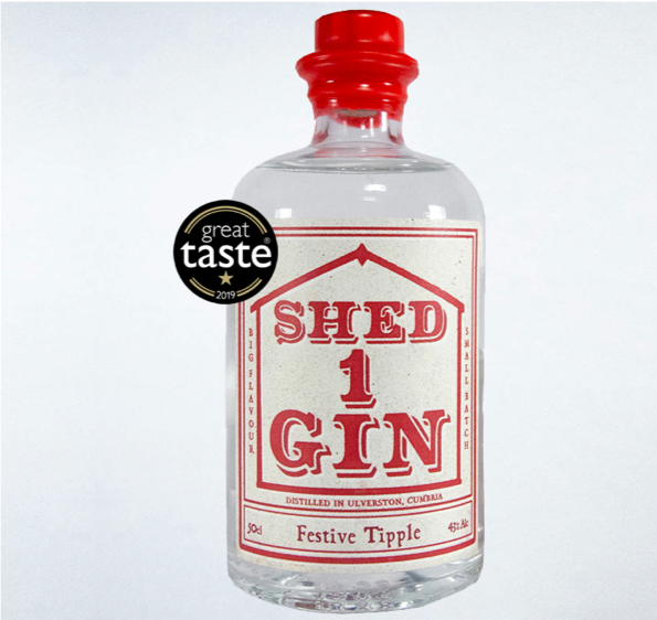 Shed 1 Gin - Festive Tipple