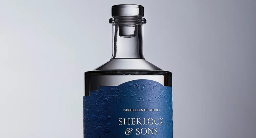 Sherlock and Sons Gin