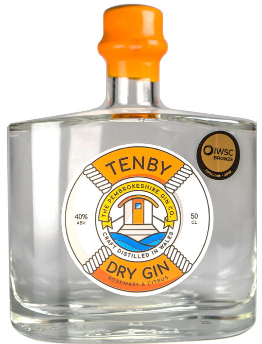 Tenby Dry Gin