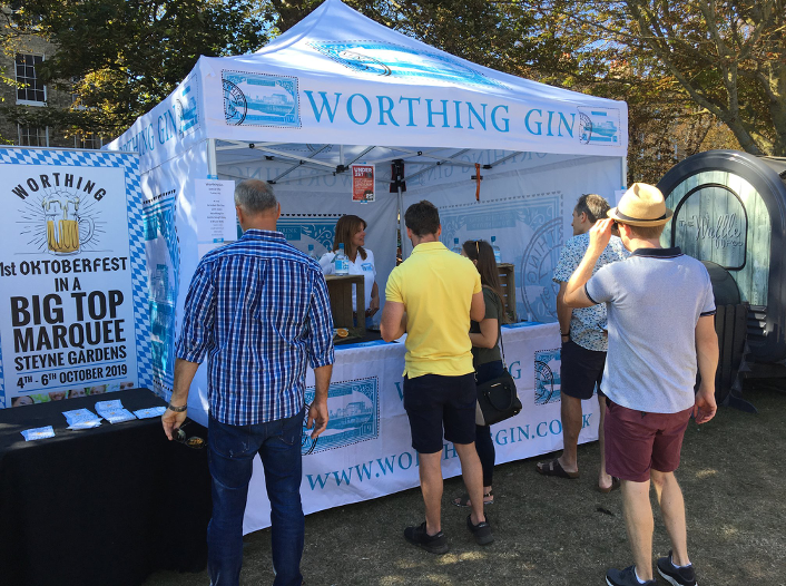 Worthing Gin Event